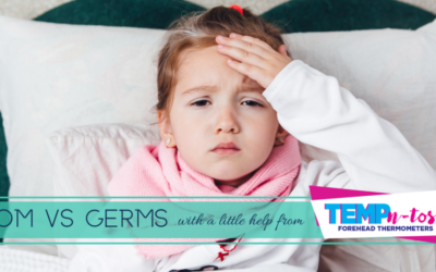 Mom vs Germs… with a Little Help from Temp-N-Toss